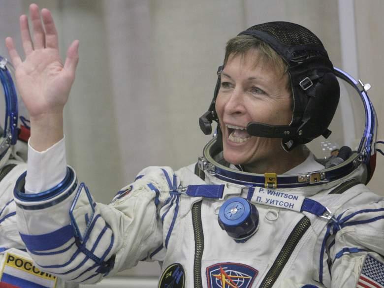 Peggy Whitson, Peggy Whitson NASA, Peggy Whitson nasa astronaut