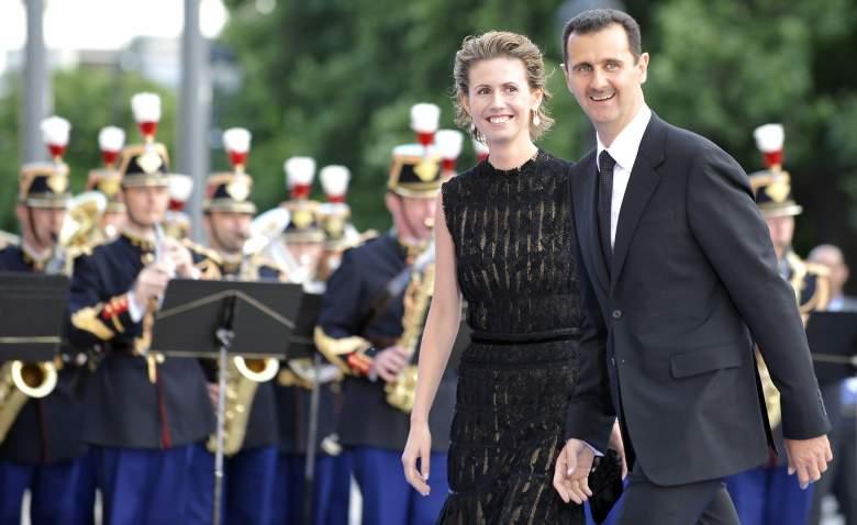 Asma Al-Assad, Bashar Al-Assad wife, Syrin President wife, Asma Al-Assad today