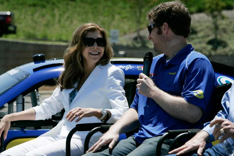 Dale Earnhardt Jr Teresa Earnhardt Feud 5 Fast Facts Heavy Com Teresa earnhardt is the president and chief executive officer of dale earnhardt inc. dale earnhardt jr teresa earnhardt