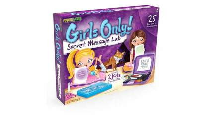 girls only secret message