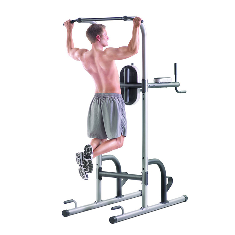 Gold's Gym Vertical Knee Raise Power Tower