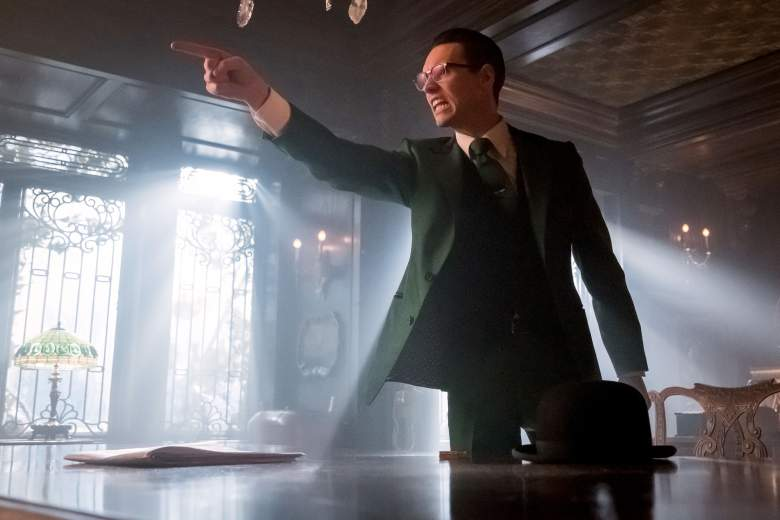 Corey Michael Smith, The Riddler Gotham, How The Riddler Got His Name, Gotham 315, Gotham recap