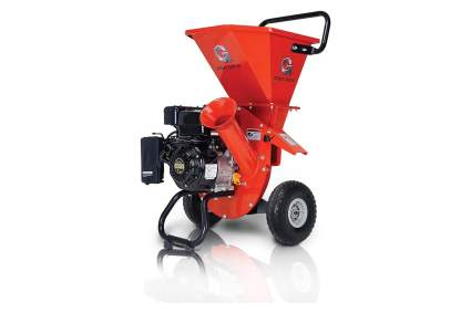 GreatCircleUSA 212cc Heavy-Duty Wood Chipper