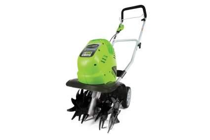Greenworks 27062A 40V Cordless Tiller Cultivator