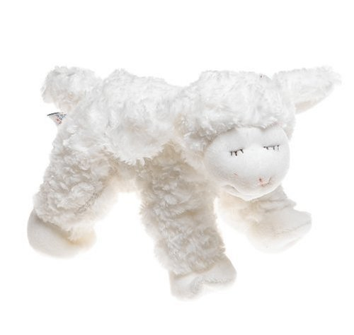 gund winky lamb rattle, baby rattles, best rattles, plush rattle, soft rattle