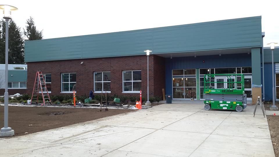 Hawkins Middle School Belfair Washington
