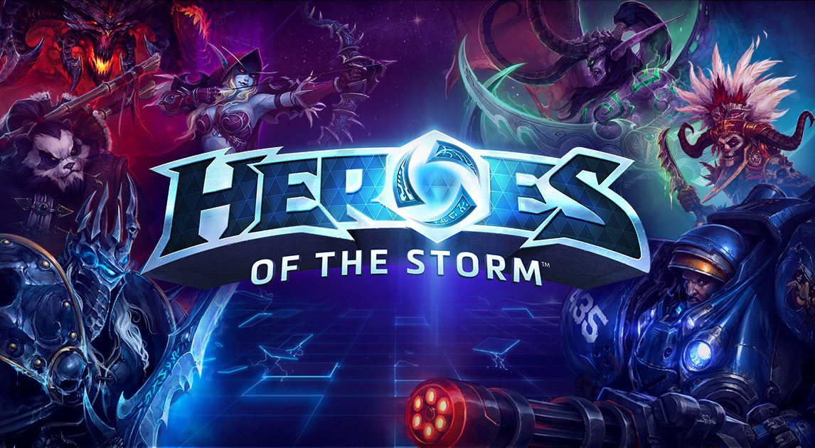 Heroes of the Storm, Blizzard Entertainment