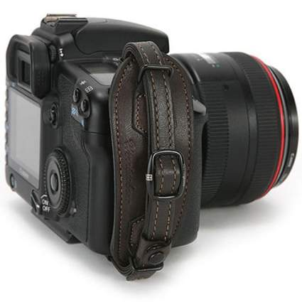Herringbone leather camera strap, best leather camera strap, best camera strap, custom camera straps