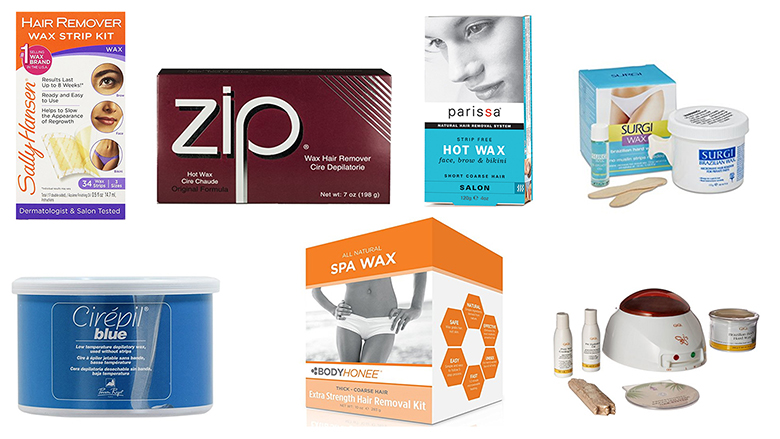 9 Best Home Waxing Kits For Hair Removal 2019 Heavy Com