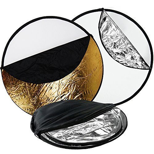 LimoStudio 32 5-in-1, photography reflector, light reflector, reflector photography, --