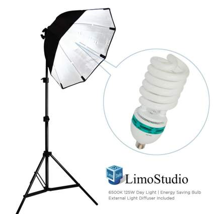 Limostudio Continuous Softbox Light , photography lighting, studio lights, lighting kit