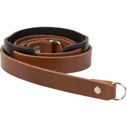makemoves leather Camera strap, best leather camera strap, best camera strap, custom camera straps