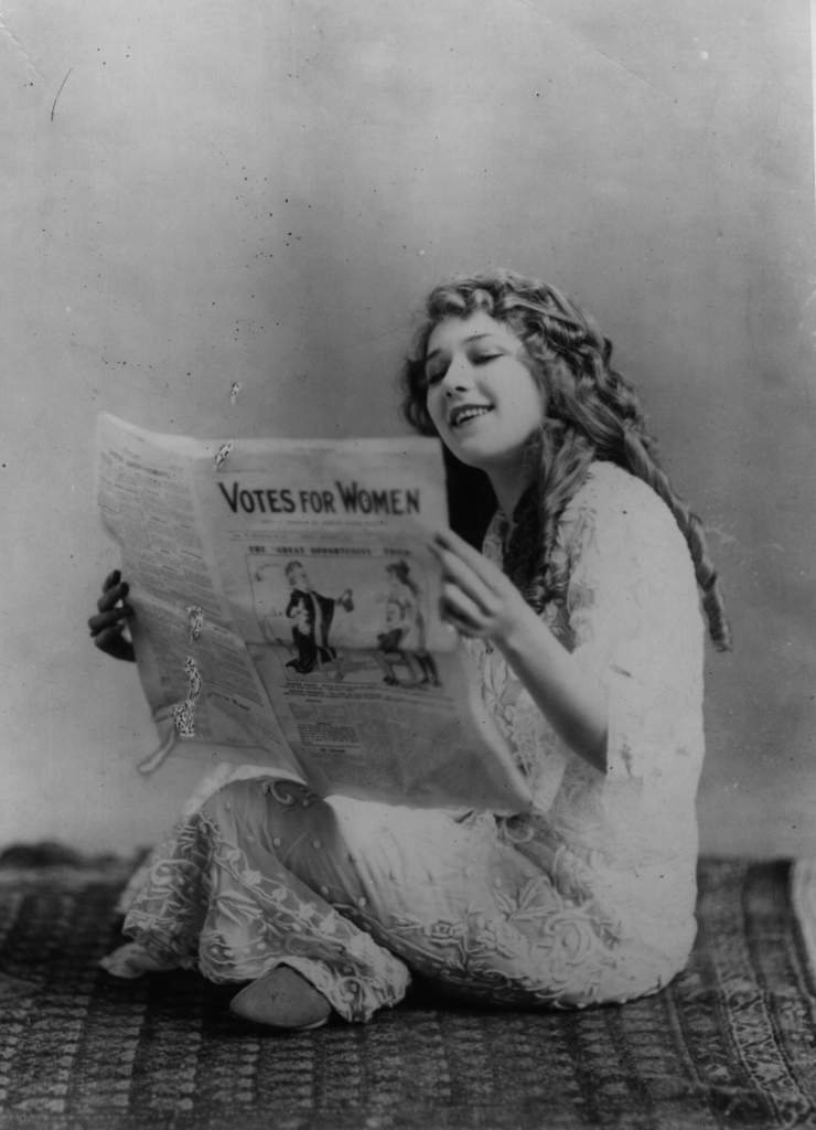 Mary Pickford, Google Doodle, Girl with the curls, America's sweetheart
