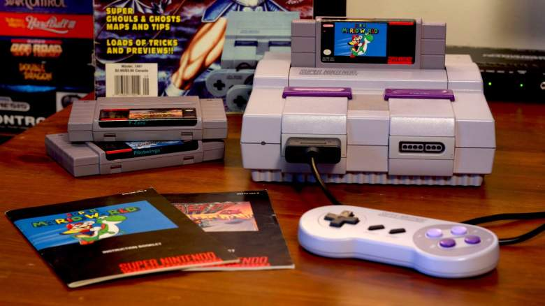 Super Nintendo, SNES