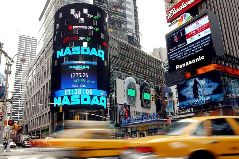 Nasdaq, tech stocks