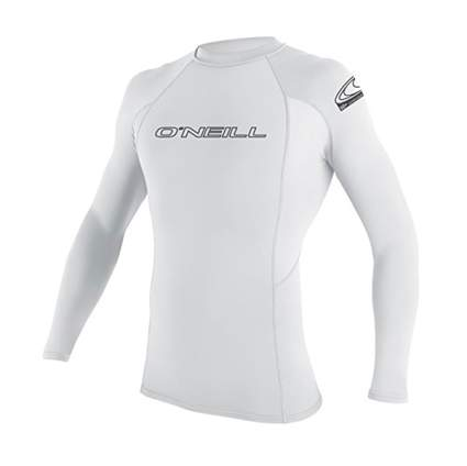 O'Neill swim shirt, rash guard, swimming