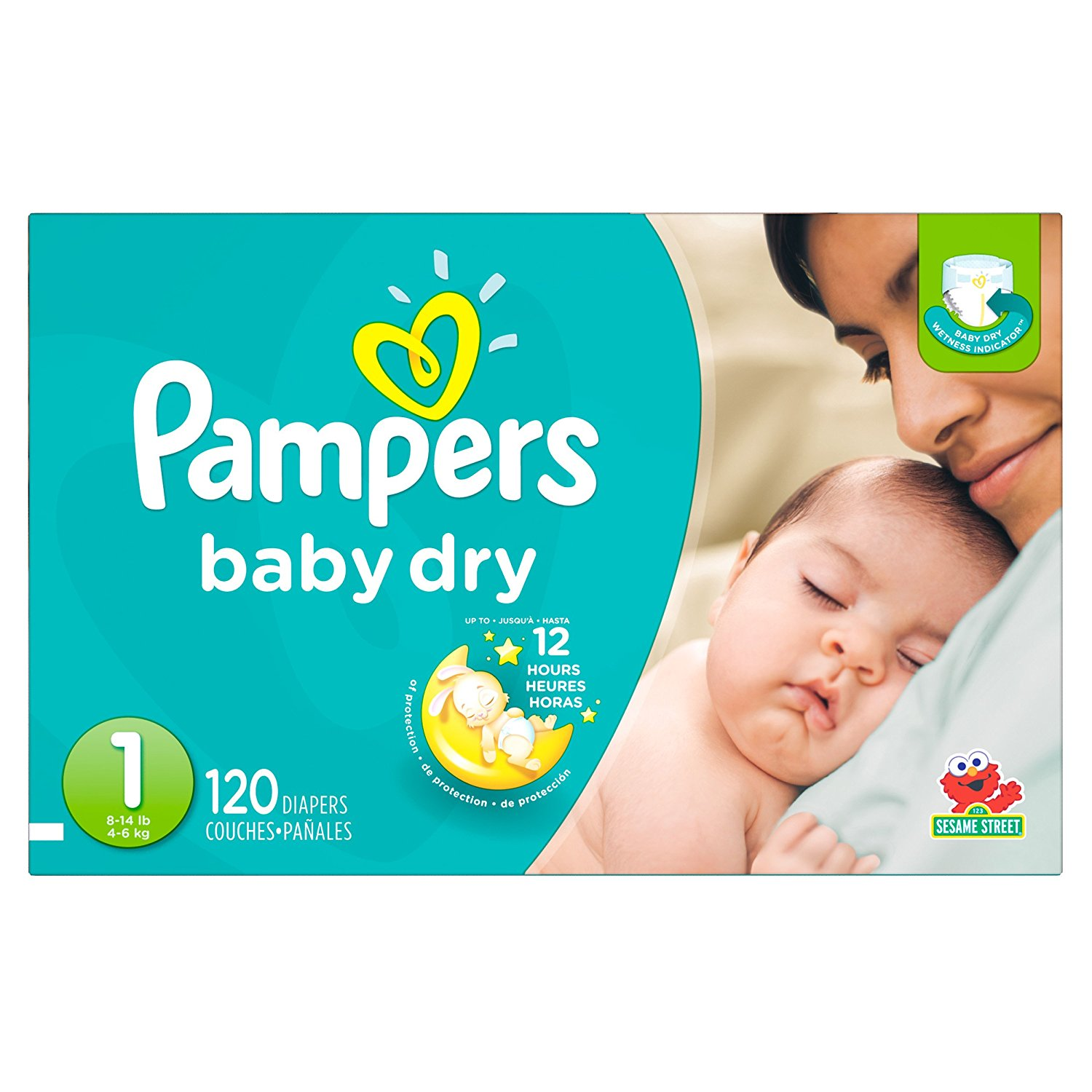 pampers baby dry diapers, disposable diapers