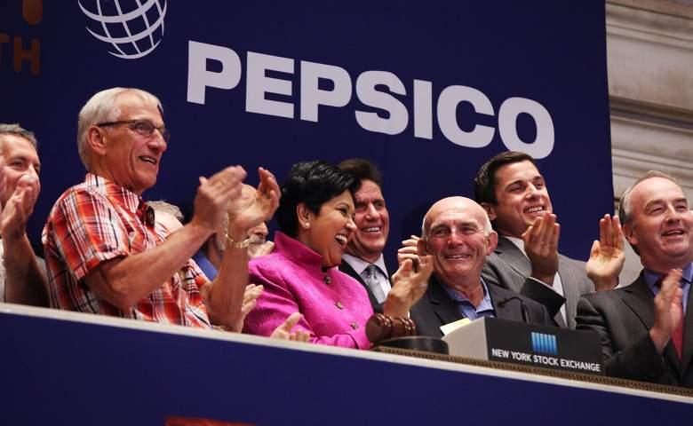 pepsi, stock market, NYSE