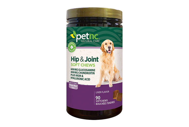 Image of petnc natural care soft chew package