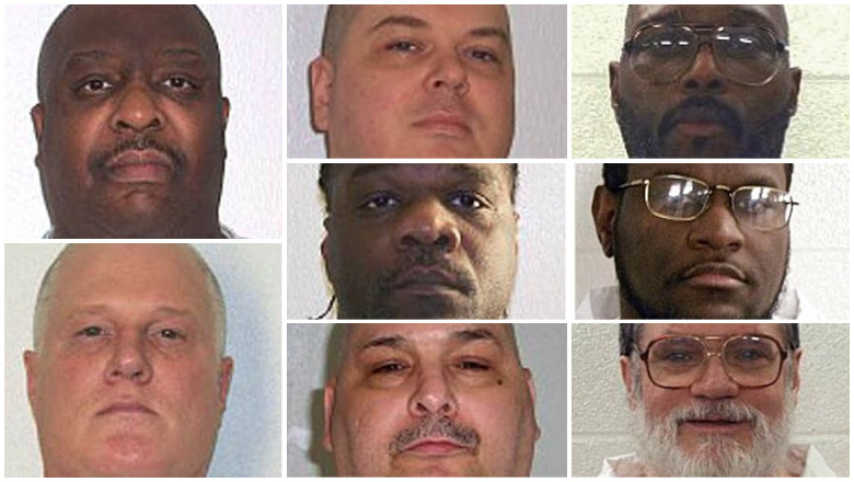 arkansas death penalty, stacey johnson, ledell lee, arkansas executions, arkansas death row