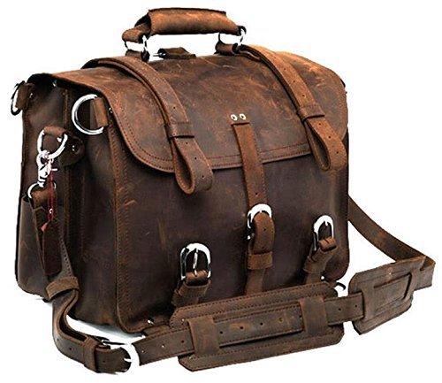 Polare Leather Briefcase, best dslr bag, best dslr camera bag, best dslr camera backpack