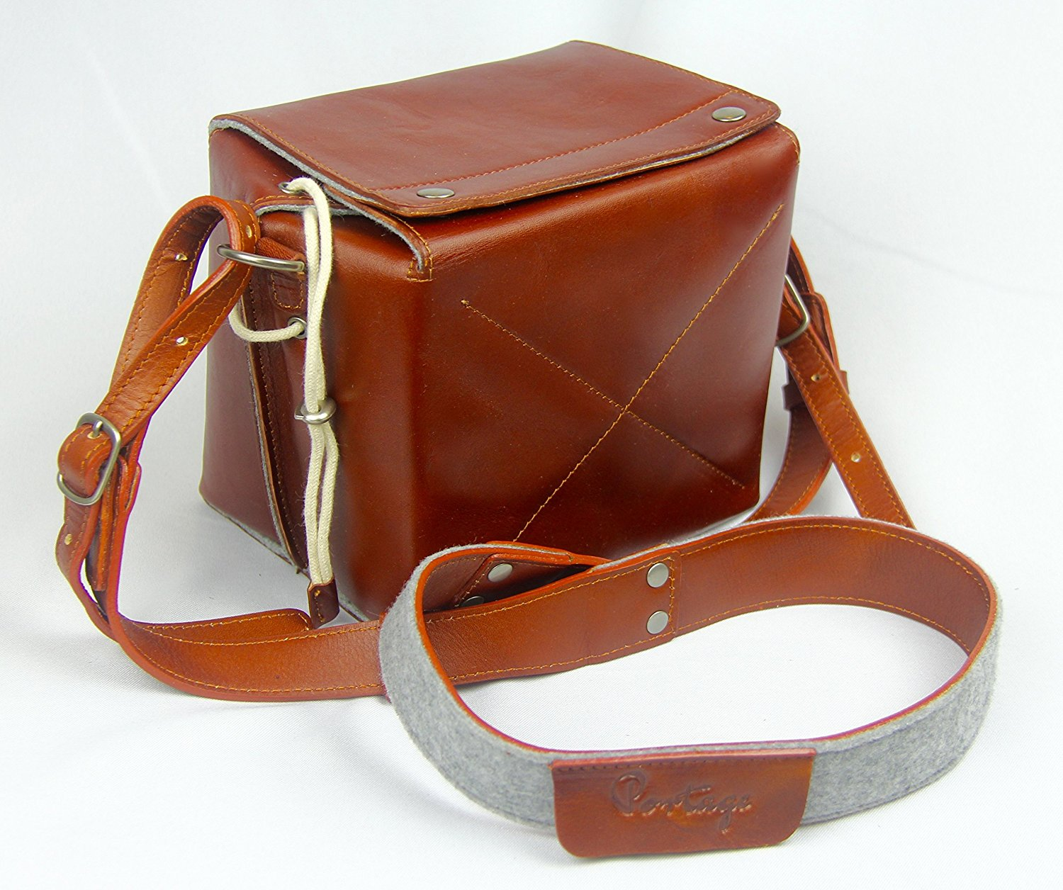 Portage Leather Camera Bag, best leather camera bags, leather bags for camera, leather camera backpack
