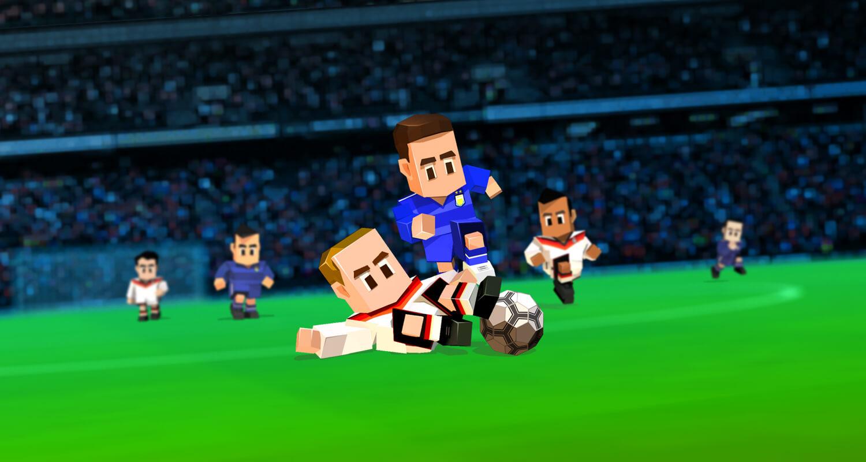 Retro Soccer