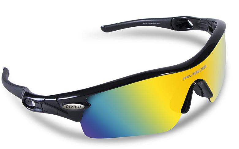 RIVBOS Unisex Polarized Sports Sunglasses