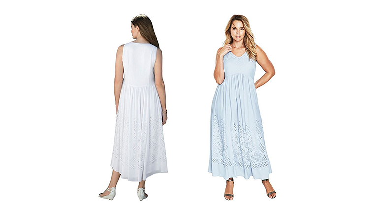 plus size dresses, plus size summer dresses, women's dresses, plus size fashion, Roaman's