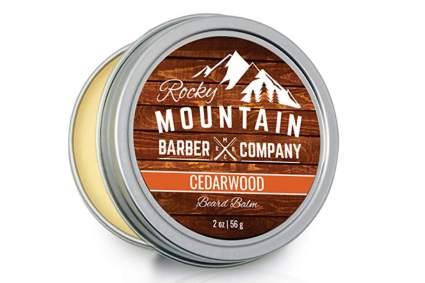 Rocky Mountain Barber Company Beard Balm