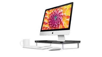 monitor riser, best monitor riser, desk riser, best desk riser, desk stand, monitor stand, desktop riser