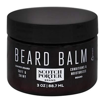 beard balm, beard butter, grooming