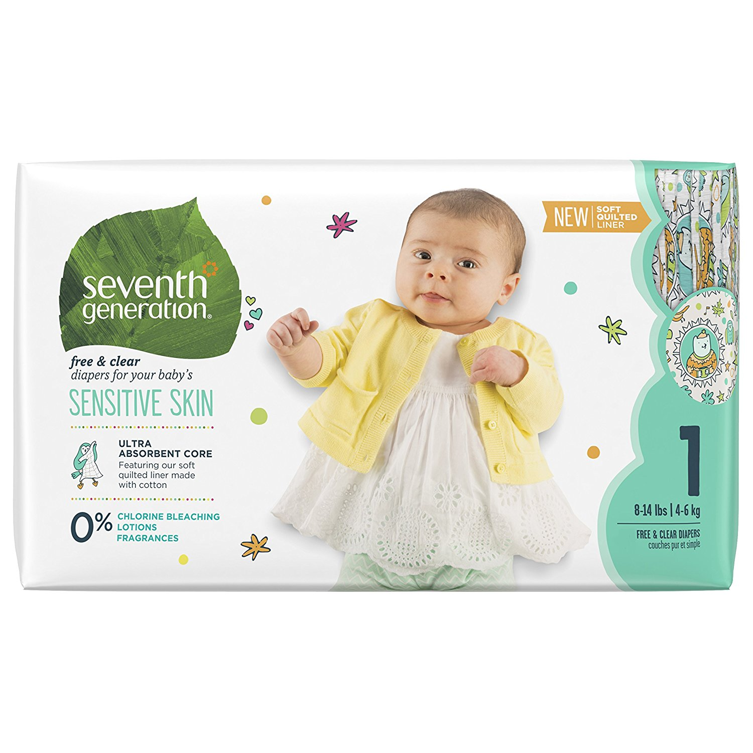 seventh generation diapers, disposable diapers, animal print diapers, eco-friendly diapers, best disposable diapers