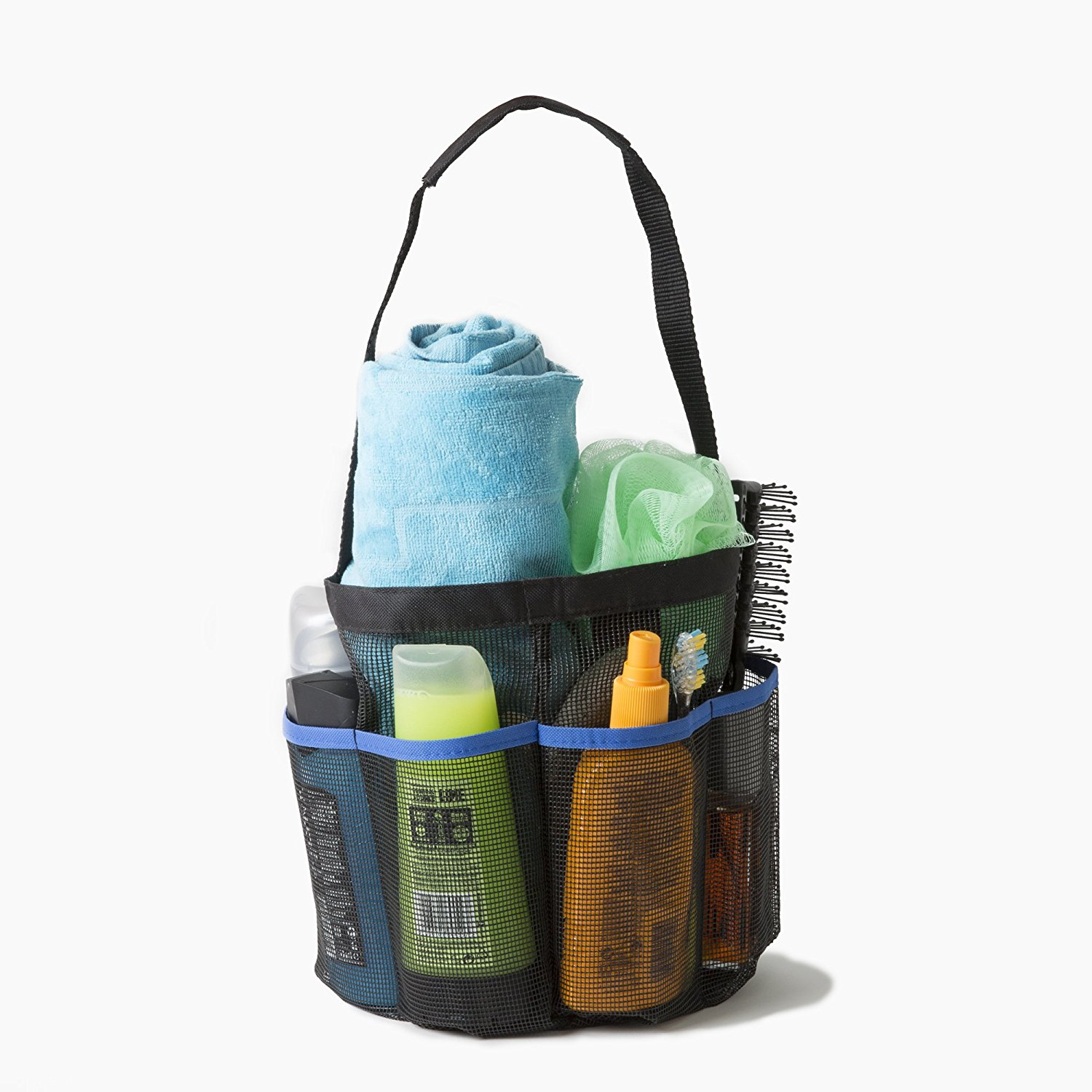 shower caddy, bath caddy, portable shower caddy