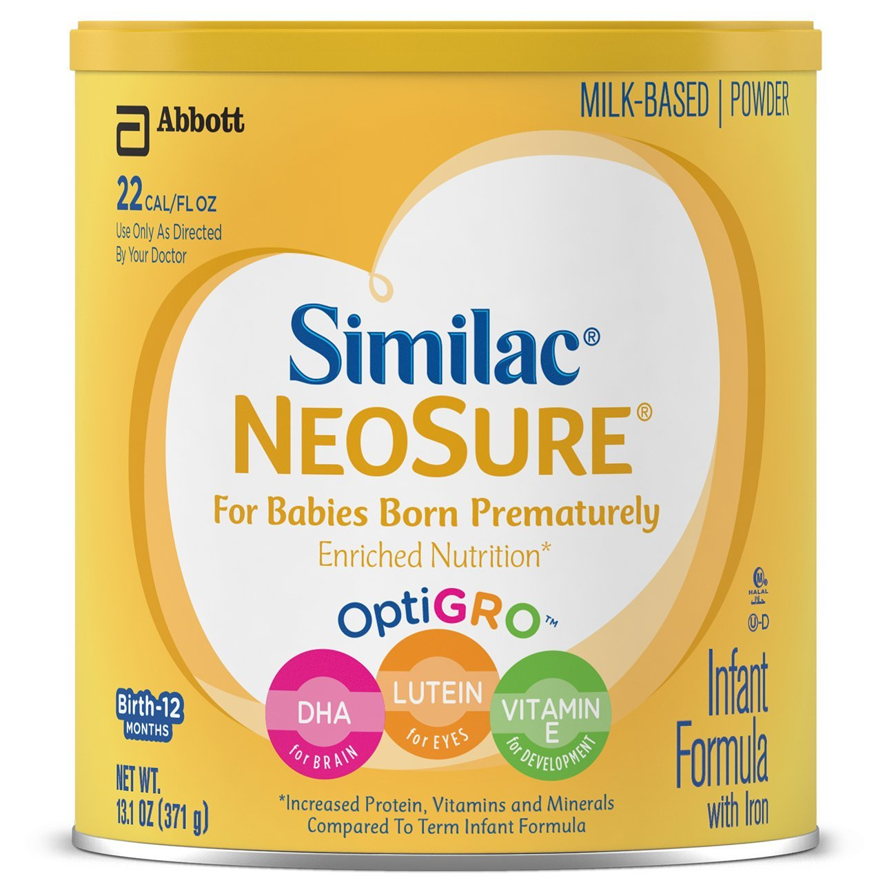 similac neosure infant formula, best newborn formulas