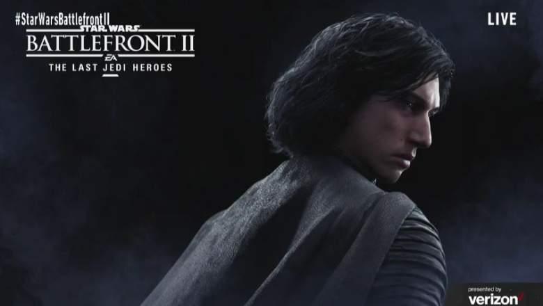 Kylo Ren, Star Wars Battlefront 2