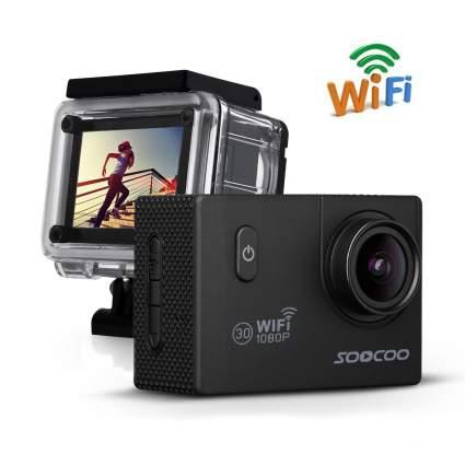 Soocoo action Underwater Camera, underwater camera, waterproof camera, best waterproof camera