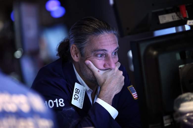 stock, trader, NYSE,