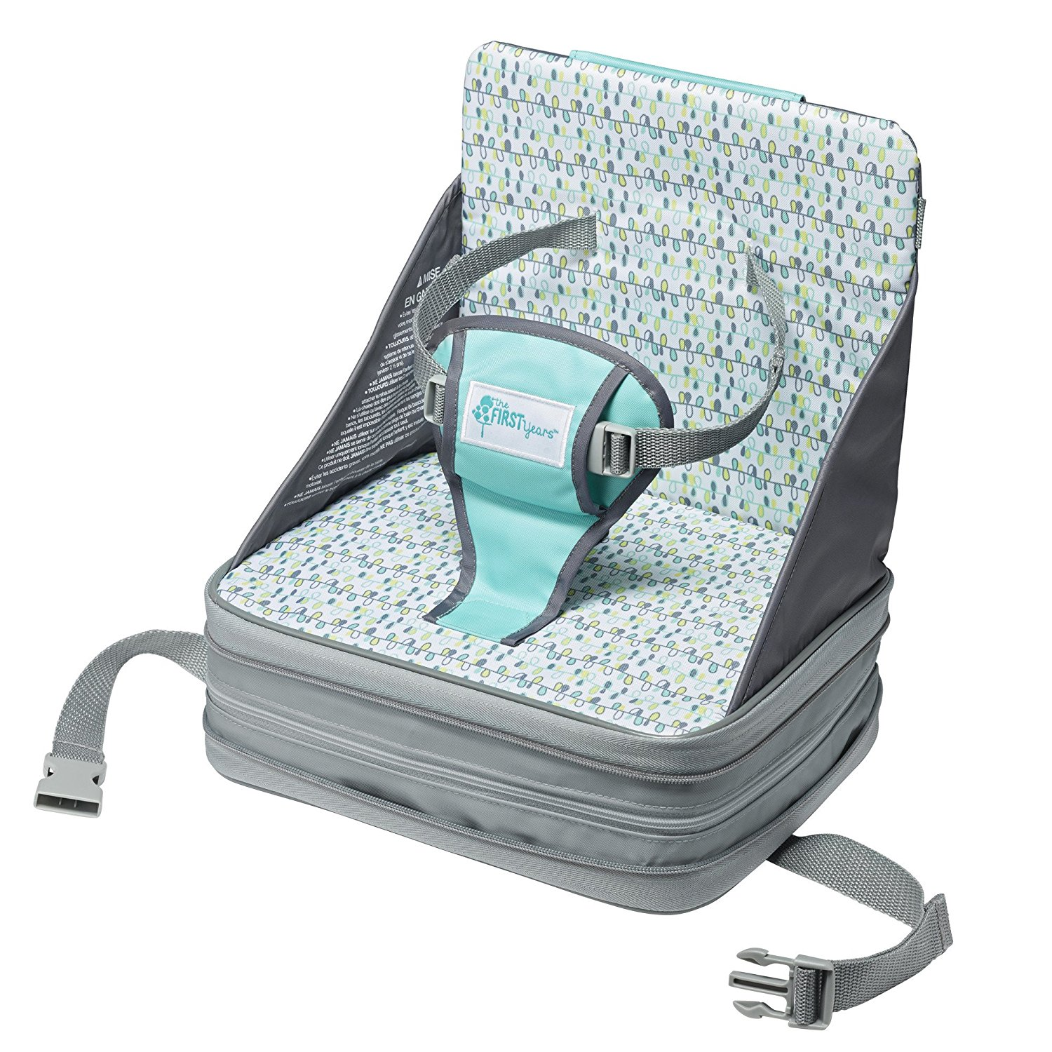 the first years travel booster, travel booster seat, travel high chair, portable high chair, portable booster seat, best portable high chair, best travel high chair