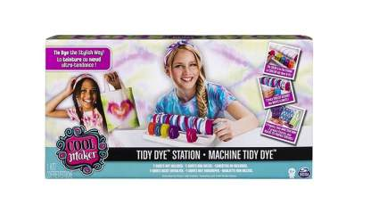tidy dye station