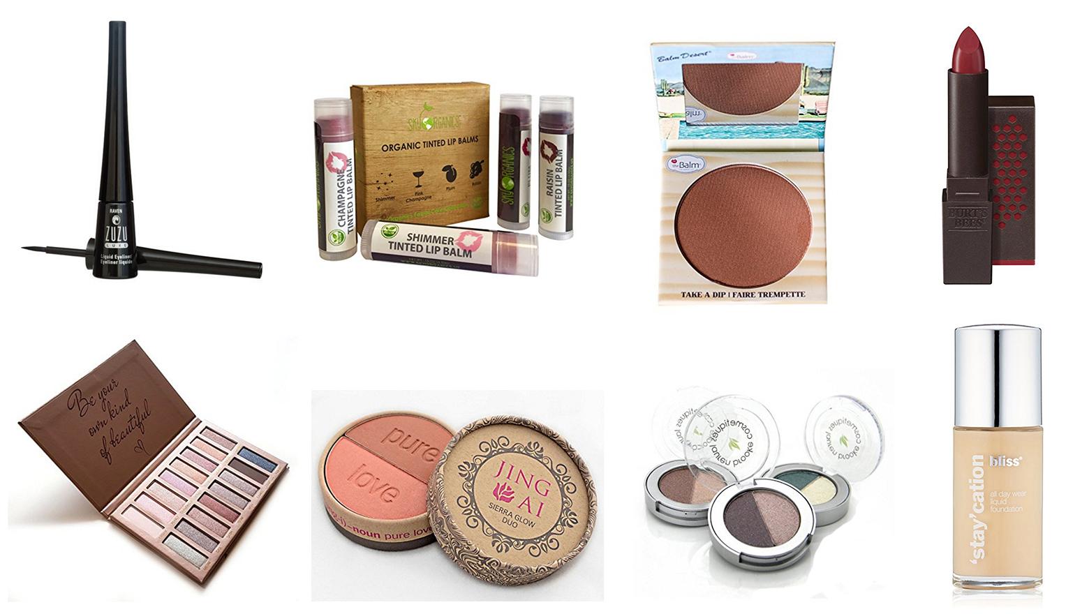 natural makeup, organic makeup, natural cosmetics, organic cosmetics
