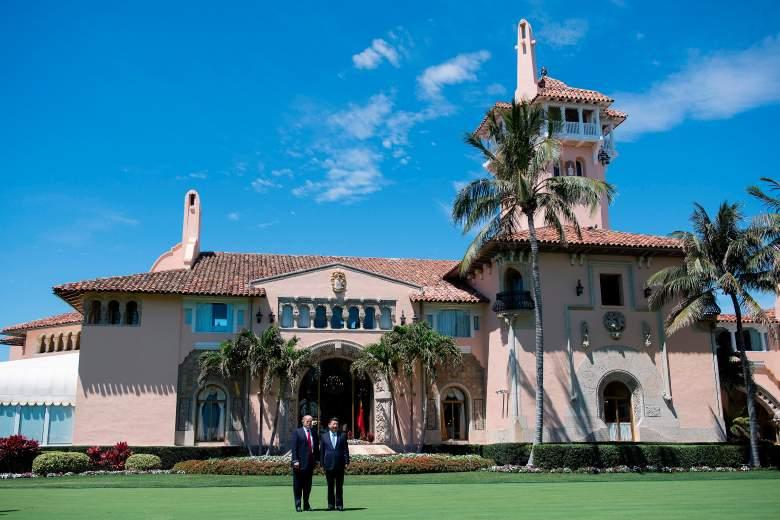 Donald Trump, Mar-a-Lago, Xi Jinping, health inspection,