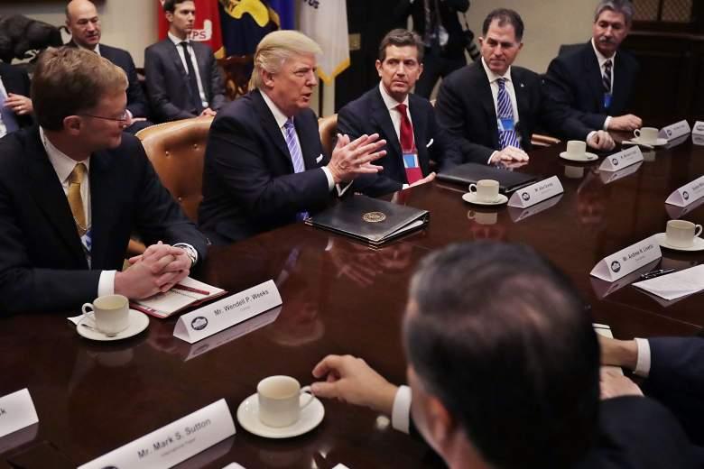 Trump, Business, Leaders, U.S. Steel