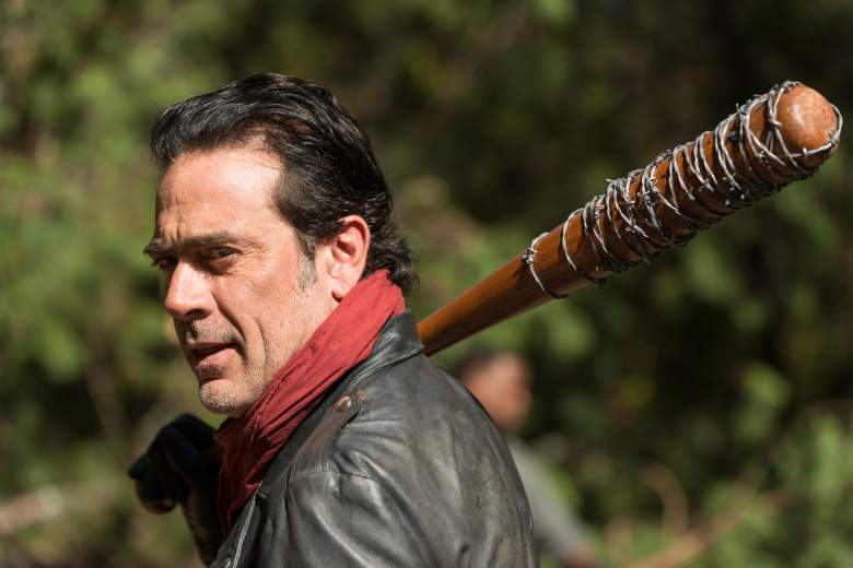 the walking dead finale air time