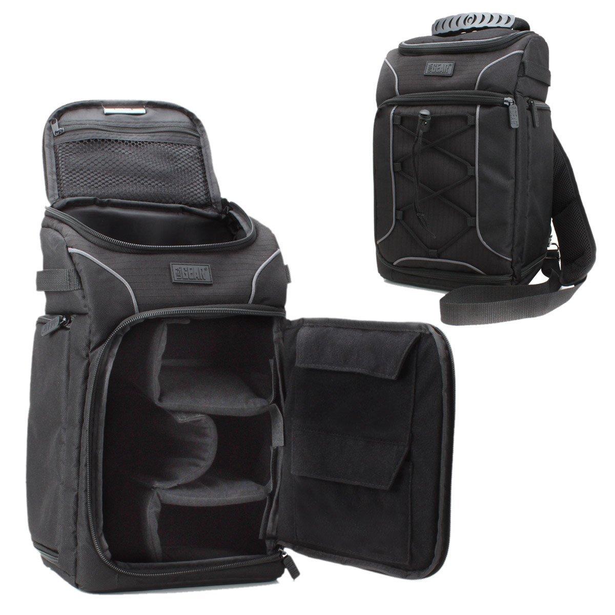 USA Gear Waterproof Backpack, waterproof camera bags, waterproof camera case, waterproof camera backpack