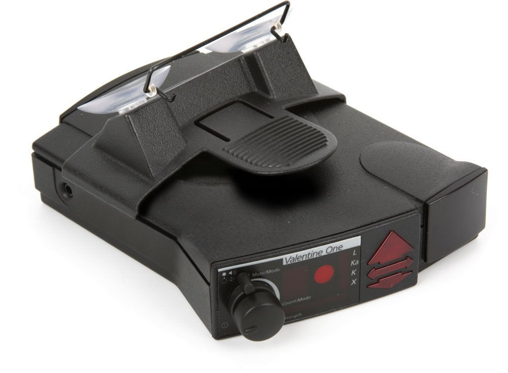 valentine one, v1 radar detector, mike valentine, original valentine one