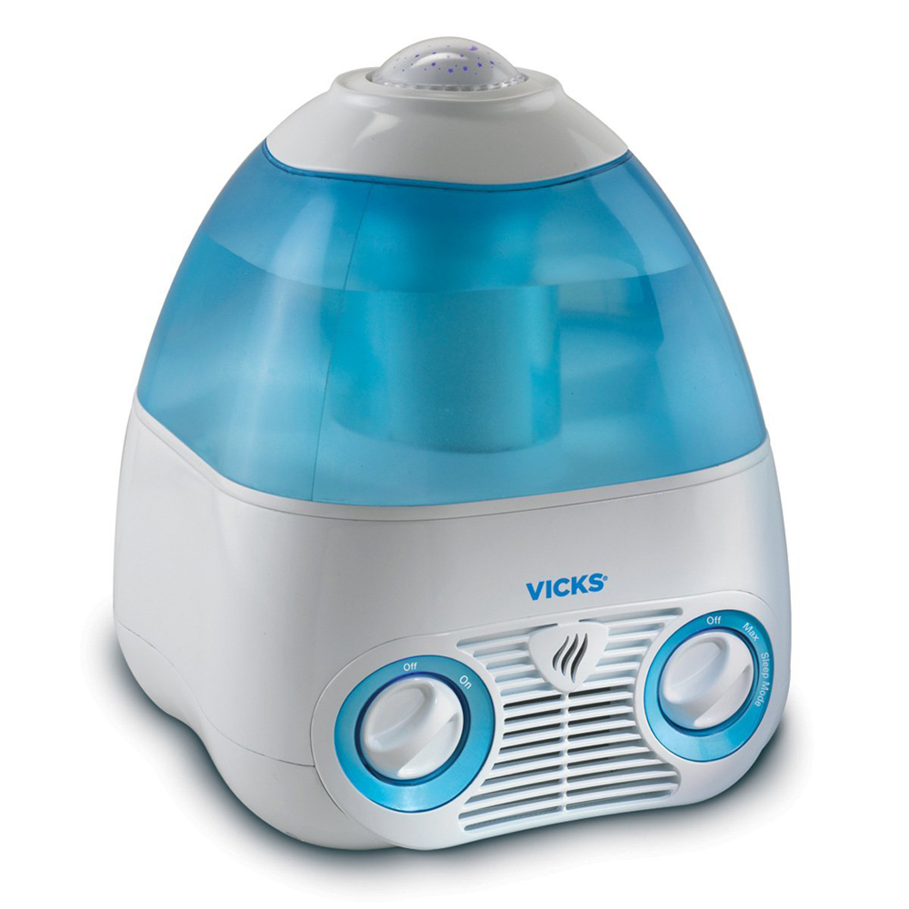 vicks starry night humidifier, baby humidifier, best humidifier for baby, humidifier for baby