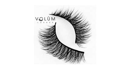 false eyelashes, fake eyelashes, mink eyelashes, mink lashes, Volúm