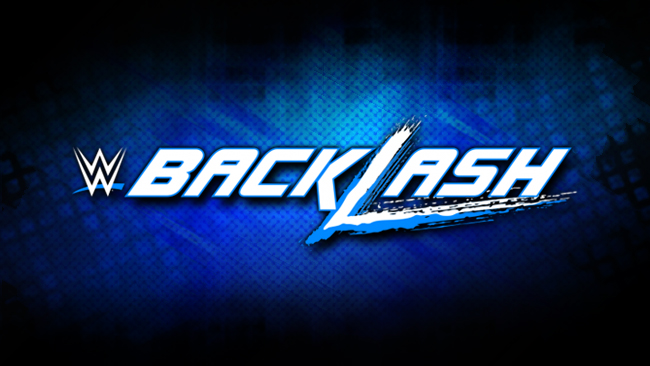 Backlash wwe, Backlash ppv, Backlash logo