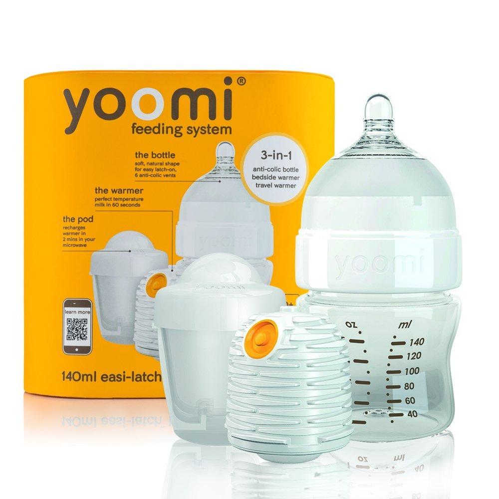 slow flow bottle, yoomi feeding system, yoomi baby bottle, best bottles for breastfed babies, bottles for breastfed babies